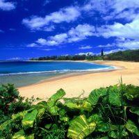ハワイKauaiビーチ