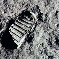 アポロ11号の足跡