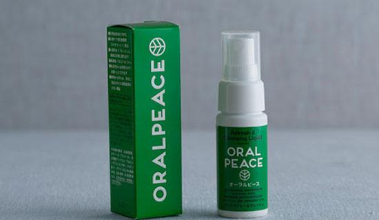 oralpeaceマウススプレー